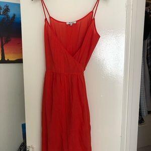 Madewell Capri wrap dress